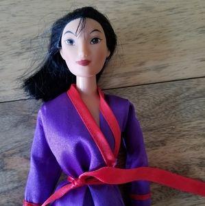 Original Mulan Barbie